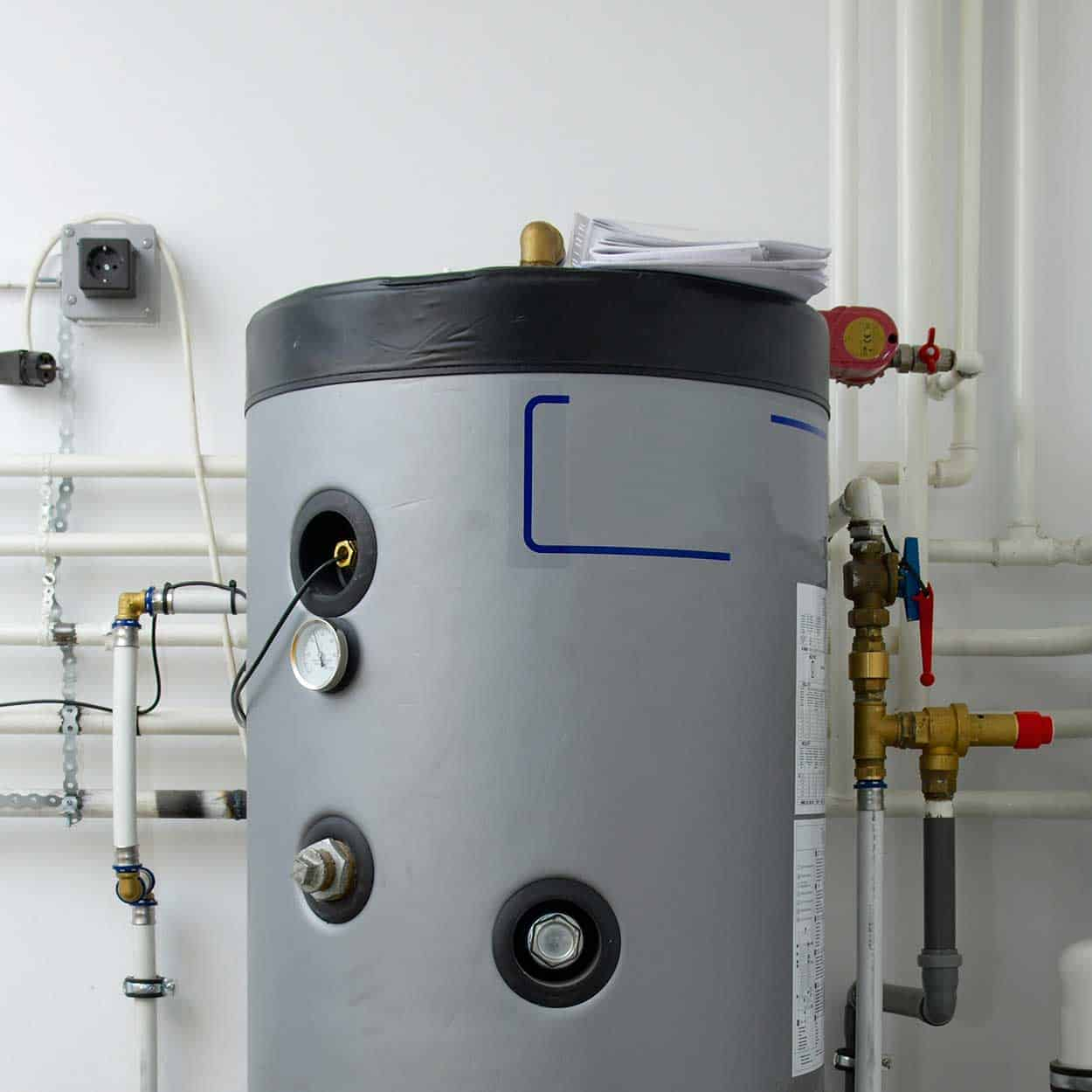 Hot Water Tanks Kelowna