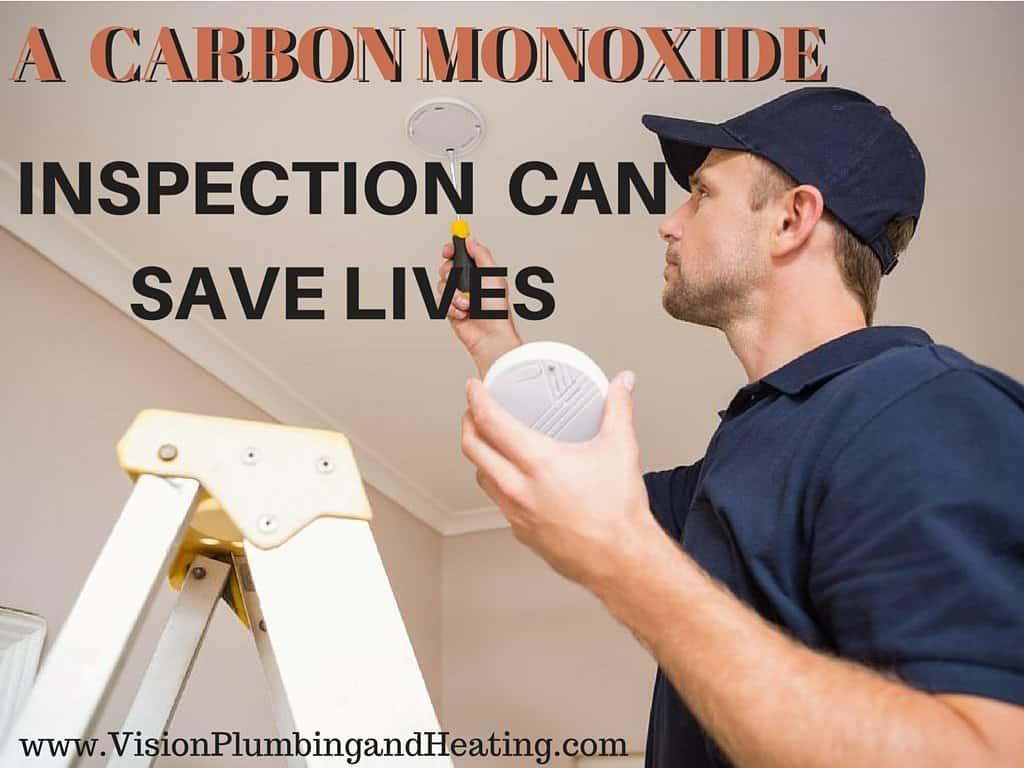 Vision Mechanical Carbon Monoxide Inspection