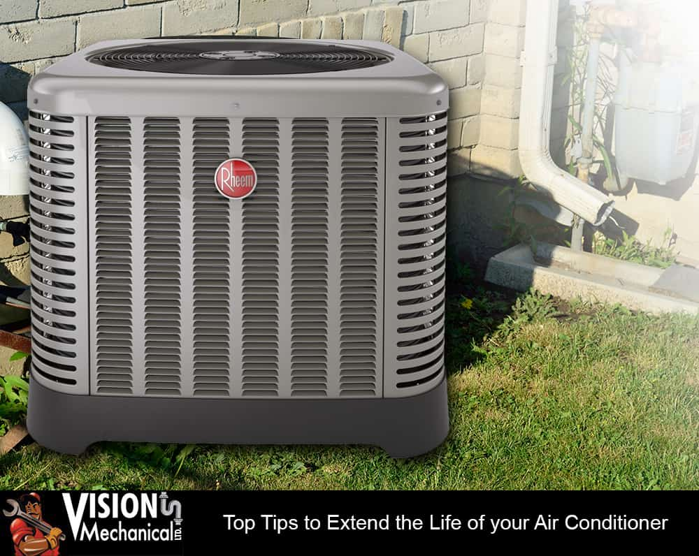 Top Tips to Extend the Life of your Air Conditioner