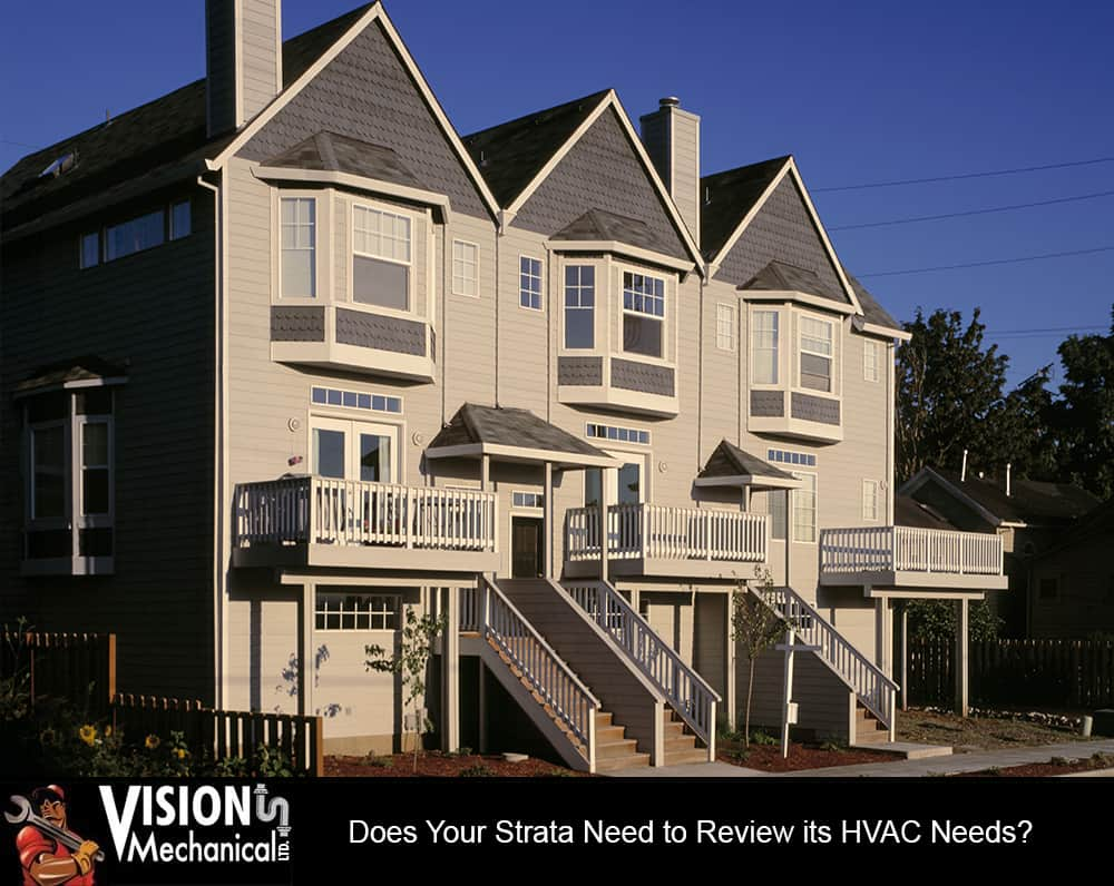 Does Your Strata Need to Review its HVAC Needs?