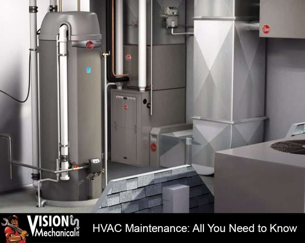 HVAC maintenance: All you need to know