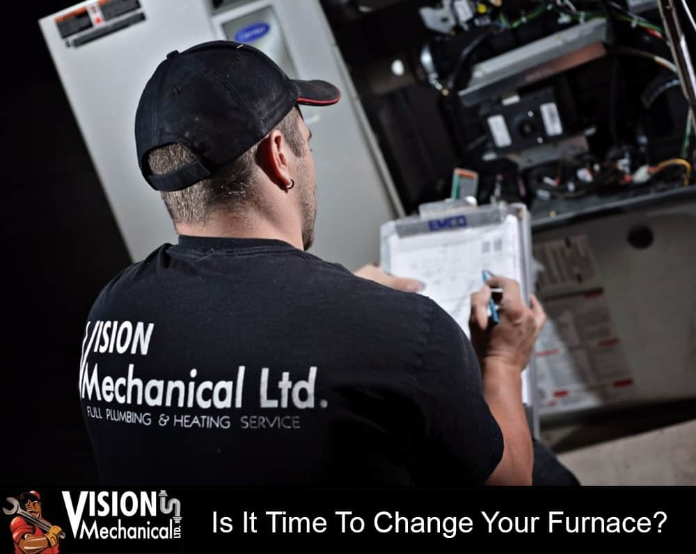 Is it time to change your furnace?