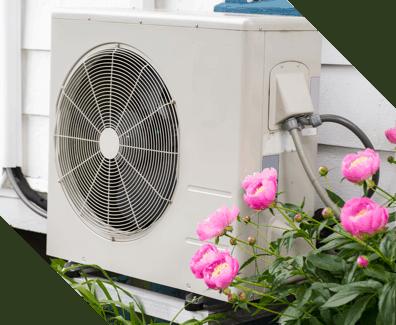 heat pump installed on home in Kelowna