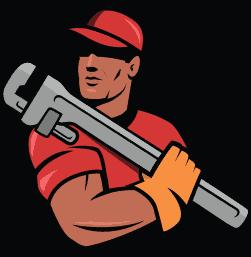 vision man logo